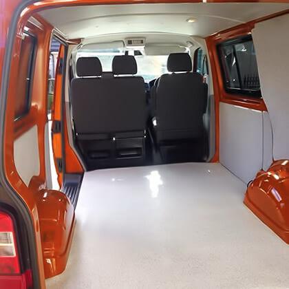 Van Flooring